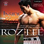 Inside Heat: Mustangs Baseball - Volume 1 (       UNABRIDGED) by Roz Lee Narrated by Abigail Cooper