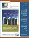 img - for The Retirement Management Journal: Vol. 1, No. 1, Practitioner Peer Review Committee Issue (Volume 1) book / textbook / text book