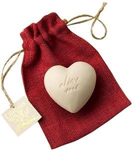 Olivina Bath Soap Heart, Lavender, 8 Ounce from Olivina