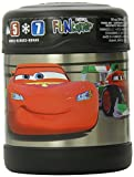 Thermos FUNtainer Food Jar, Disney Cars, 10 Ounce