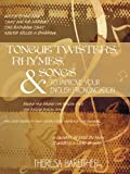 img - for Tongue Twisters, Rhymes, and Songs to Improve Your English Pronunciation book / textbook / text book