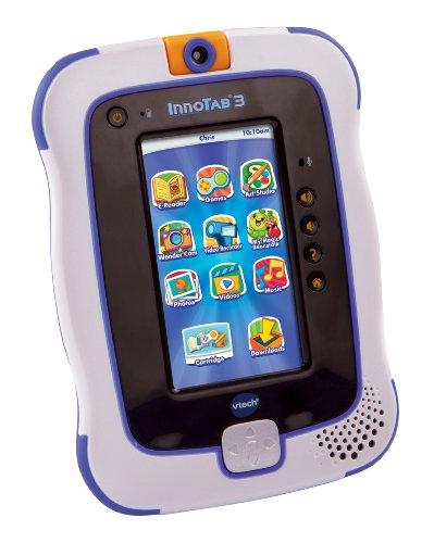 Vtech innotab 3 the learning app tablet blue toyshula for Bureau 3 en 1 vtech