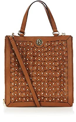Limited Edition Stud and Applique Tote
