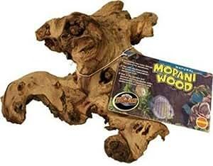 Amazon Com Zoo Med African Mopani Wood Large Pet