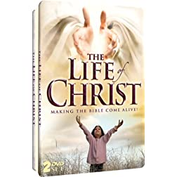 The Life of Christ - Embossed Slim Tin Packaging