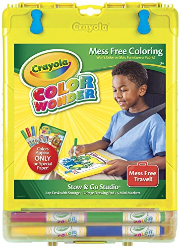 Crayola Color Wonder Travel Tote (colors & styles may vary) - 1