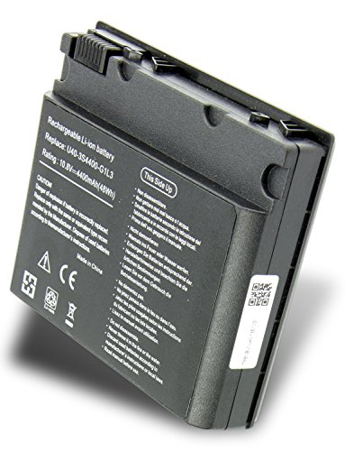 Batterie de remplacement pour Advent 23GU40DL0PA ( 4400mAh / 10.8V )