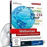"""Webseiten programmieren und gestalten: Das umfassende Trainingvon """"Galileo Press"""""""