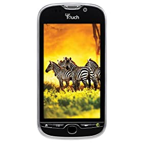 T-Mobile myTouch 4G Android Phone, White (T-Mobile)