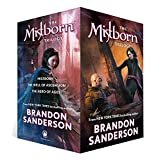 Mistborn Trilogy Boxed Setby Brandon Sanderson