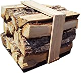 ナラの薪 容量30Lのダンボール箱入1箱 【産地】長野県 薪の長さ約40cm 【参考:重量約15kg前後】