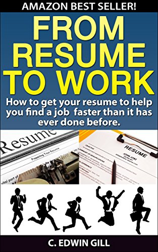 From Resume To Work by C. Edwin Gill ebook deal