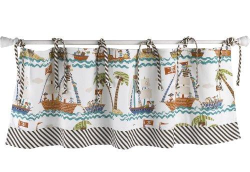 Cotton Tale Designs Aye Matie Valance - 1