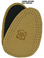 Half Leather insoles size Uk 5/6 Eur 38/40