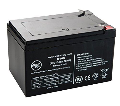 Batterie APC BACK-UPS PRO 1000 BP1000I 12V 10Ah UPS - Ce produit est un article de remplacement de la marque AJC®
