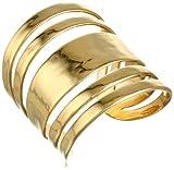 The SAK Wide Sculptured Cuff Bracelet