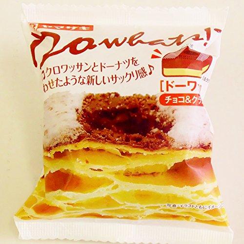 ヤマザキ ドーワッツ チョコ&クランチ ×3個