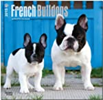 French Bulldogs 2015 Square 12x12