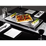 Crosslee Hostess HT6030 Electric Hot Tray, 1000W, portable, large hot plate, 1 year guaranteeby Crosslee