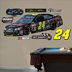 NASCAR Jeff Gordon Fathead Wall Graphic by Fathead