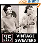 35 Vintage Sweater Knitting Patterns...