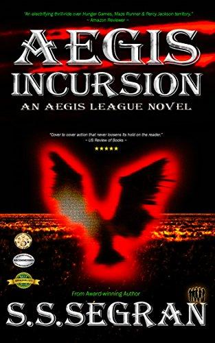 Aegis Incursion by S.s.segran ebook deal