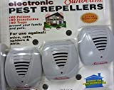 Sunbeam Electronic Pest Repellers Sb101-6pk