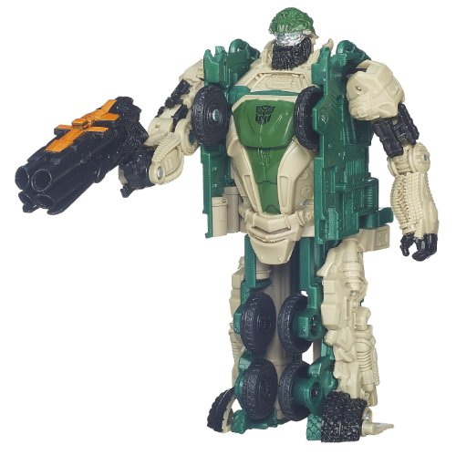 Transformers Age of Extinction Autobot Hound Power Attacker Figurina