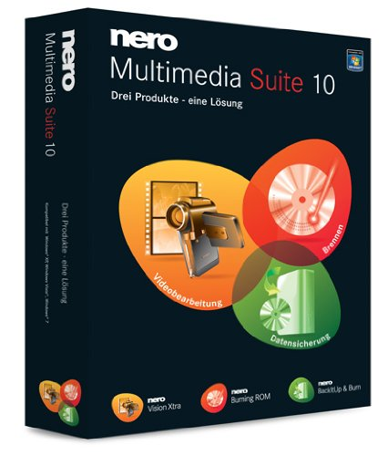 Nero Multimedia Suite 10 [import allemand]