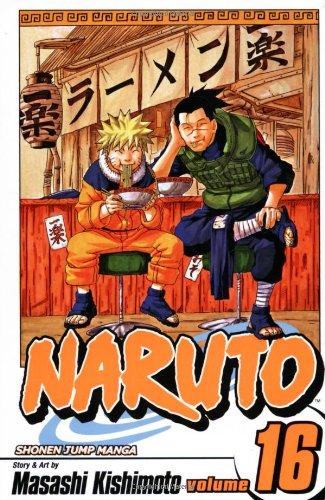 NARUTO -ナルト- コミック16巻 (英語版)