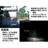 HD720P デュアルレンズ 後方車側も撮影可能 ( リアカメラ リモコン付き ) 多機能 ドライブレコーダー 常時録画 Gセンサー モーション検出 (日本語マニュアル&6ヶ月保証付き)