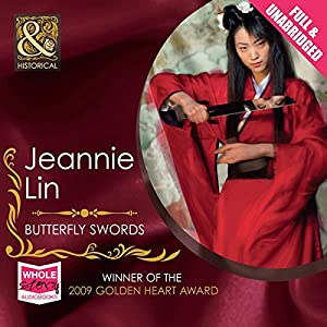 Butterfly Swords Audiobook