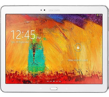 Samsung Galaxy Note SM-P600 16 GB Tablet - 10.1 - Samsung Exynos 1.90 GHz - White *