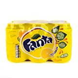 Fanta Lemon 6 x 330ml 1980g
