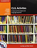 CLIL Activities with CD-ROM: A Resource for Subject and Language Teachers (Cambridge Handbooks for Language Teachers)