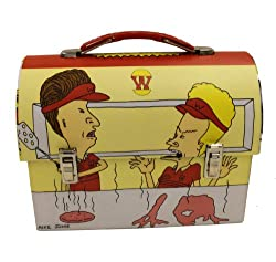 Beavis and Butt-Head: Burger World Workmans Lunch Box