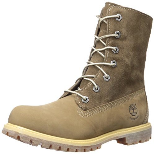 timberland-auth-teddy-fleece-donna-us-7-grigio-scarponi-da-lavoro-eu-38