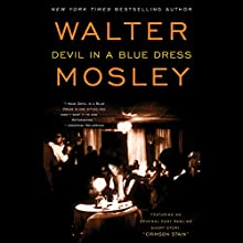 Devil in a Blue Dress: An Easy Rawlins Mystery Audiobook by Walter Mosley Narrated by Michael Boatman