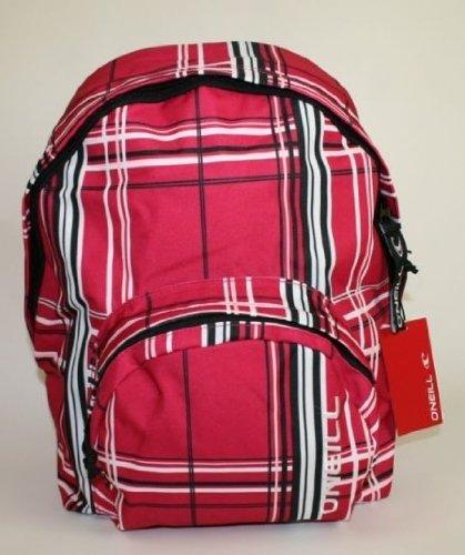 O'Neill Rucksack Waterfall Backpack fire pink