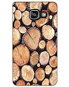 WEB9T9 Samsung Galaxy A3 2016 Back Cover Designer Hard Case Printed Cover