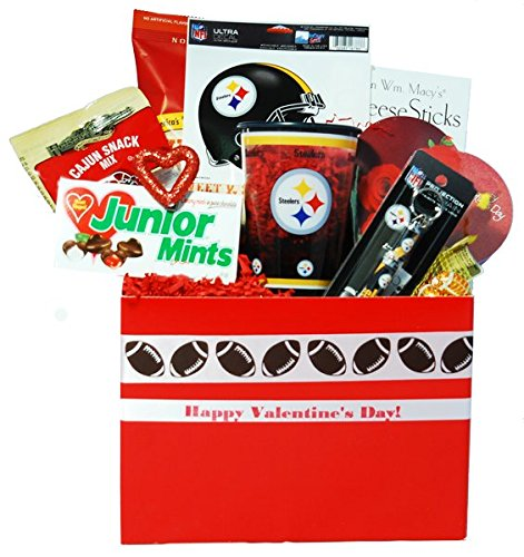 ... Valentine Gift Basket Him