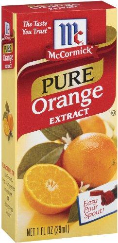 Recipe Marketing Orange Peel Cookies