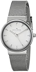 Skagen Women's SKW2195 Ancher Stainless Steel Silver Watch
