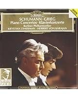 Karajan Gold - Schumann, Grieg : Piano Concertos