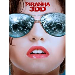 Piranha 3DD (2D Theatrical Rental)