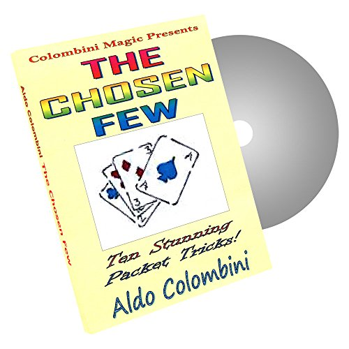 MMS The Chosen Few by Wild-Colombini Magic DVD