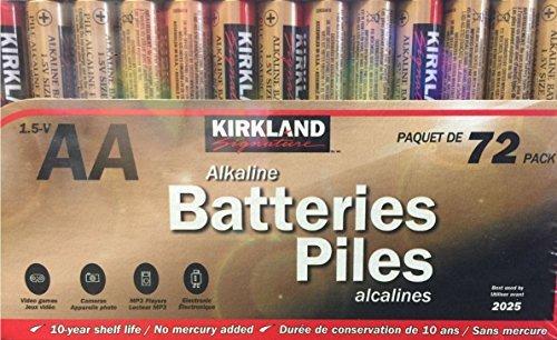 AwardWiki - Kirkland Signature Alkaline
