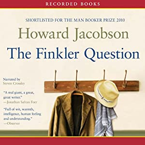 Finkler Question | [Howard Jacobson]