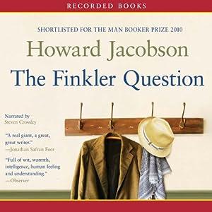 Finkler Question | [Howard Jacobson]