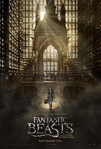 Fantastico bestie e dove trovarli Movie Poster 70 x 44 cm